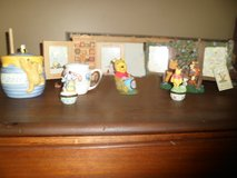 pooh lot (7 items) in Hinesville, Georgia