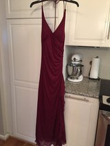 Formal gown/dress, sparkly red in Quantico, Virginia