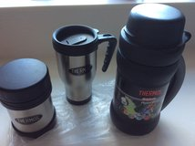 BRAND NEW THERMOS MUG , FOOD FLASK &  0.5 LITRE  FOOD FLASK in Lakenheath, UK