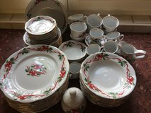 Christmas dishes, set of 8 in Stuttgart, GE