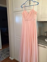 Formal gown/dress, pink in Quantico, Virginia