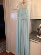 Formal gown/dress, light blue in Quantico, Virginia