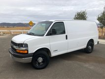 2006 Chevy Express 2500 in Vacaville, California