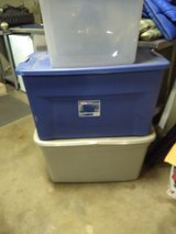 3 totes in Vacaville, California