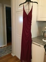 Formal ball gown/dress, sparkly red in Quantico, Virginia