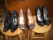 Womens high heals size 7-7/8 in Camp Lejeune, North Carolina