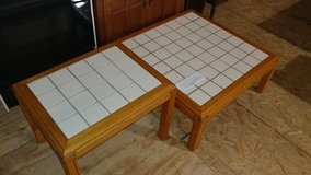 Tiled Coffee and End Table in Kansas City, Missouri