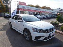 '17 VW Passat 1.8T R-LINE in Spangdahlem, Germany