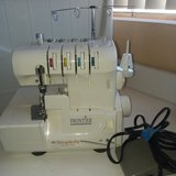Simplicity Frontier Serger sewing machine in 29 Palms, California