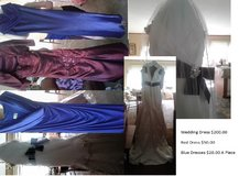 Military Ball Gowns & wedding dress in Fort Leonard Wood, Missouri