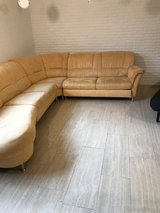 Sectional couch with sleeper and Arm Chair in Ramstein, Germany