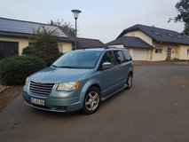 2008 Chrysler Town and Country in Spangdahlem, Germany