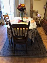 Dinning Table and chairs in Vacaville, California