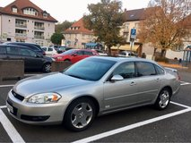 2006 Chevy Impala SS in Ramstein, Germany
