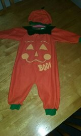 Pumpkin Costume - Infant in Fort Drum, New York