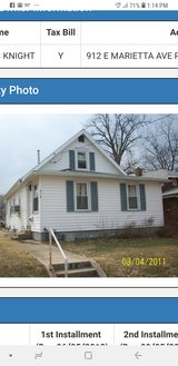 3bedroom 1 bath Fixer Upper     912 east marrietta peoria height in Fort Leonard Wood, Missouri