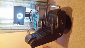 Rocker Gaming Chair and Glass Desk in El Paso, Texas