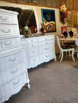 pair of signed high end dressers! in Cherry Point, North Carolina