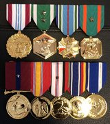Get Your Medals Professionally Mounted in Vista, California