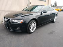 2013 Audi A5 Premium Plus QUATTRO Manual LOADED in Fort Lewis, Washington