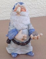 Krystonia SHEPF Wizard figurine in Wilmington, North Carolina
