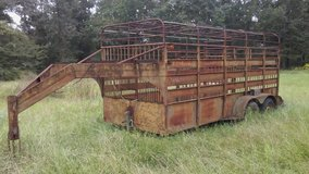 Livestock Trailer in Kingwood, Texas