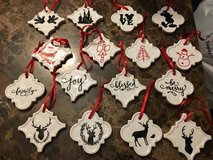 Ceramic Ornaments in Fort Leonard Wood, Missouri