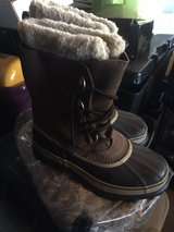 Soral heavy boots in Fort Campbell, Kentucky