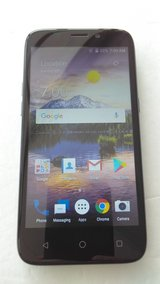 ZTE Overture 3 16GB Z851M (Cricket) Android Smartphone in Beaufort, South Carolina
