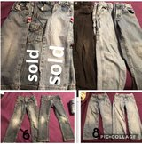 Boys Jeans sizes 6-8 in Warner Robins, Georgia