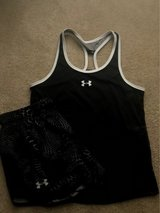 Under Armour Short and Tank set in Warner Robins, Georgia