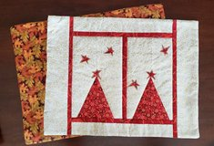 Placemats - Reversible, Holiday and Fall Colors in St. Charles, Illinois