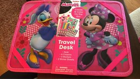 Minnie Travel Desk in Aurora, Illinois