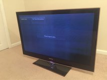 Samsung 46 inch flat screen TV in Camp Lejeune, North Carolina