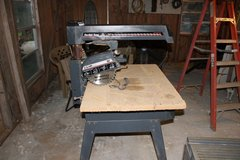 "Craftsman 10"" Radial Saw in Leesville, Louisiana"