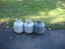 EXCHANGE PROPANE TANKS in Naperville, Illinois