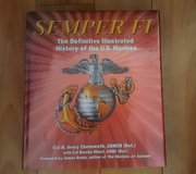Semper Fi Book in Camp Lejeune, North Carolina