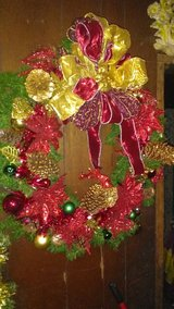 Christmas  wreaths in Cleveland, Texas