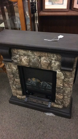 Fire Place Electric Heater (New) in Fort Leonard Wood, Missouri