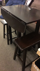 Pub Table and Two Chairs (New) in Fort Leonard Wood, Missouri