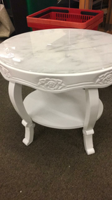 White End Table (New) in Fort Leonard Wood, Missouri