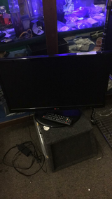 TV - 20 inches - LD with Remote in Fort Leonard Wood, Missouri