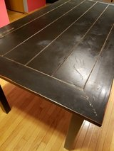 6ft dining table in Morris, Illinois