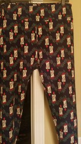 Lularoe Christmas Leggings in Fort Leonard Wood, Missouri