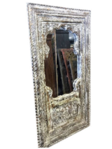 Vintage Jharokha White Full Length Floor Mirror in 29 Palms, California
