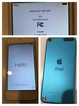 Apple Ipod Touch 5th gen 32 GB in Blue in Stuttgart, GE