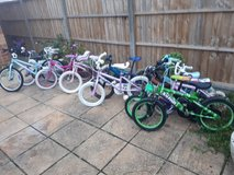 KIDS bikes for sale @ LAKENHEATH in Lakenheath, UK