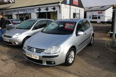 **VW GOLF AUTOMATIC!! LOW MILES!!**AT MILDENHALL CAR SALES in Lakenheath, UK
