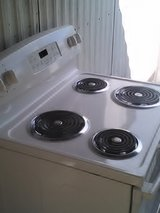 Brand new GE electric stove in Baytown, Texas