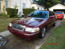 2007 MERCURY GRAND MARQUIS GS in St. Charles, Illinois